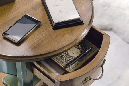tavolino rotonda