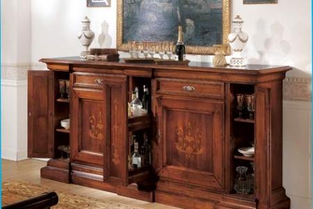 Credenza La Gi : Credenze mobili classici borini roberto bovolone verona