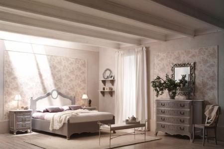camera matrimoniale laccata