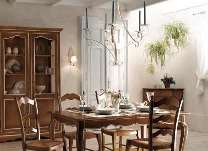 tavolo con 2 allunghe