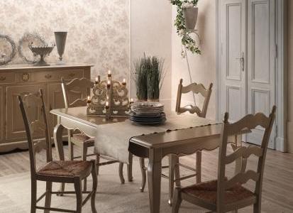 tavolo laccato allungabile