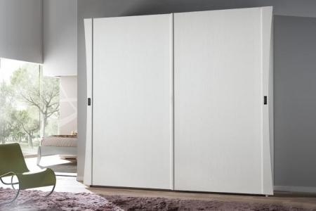 armadio bianco legno frassino