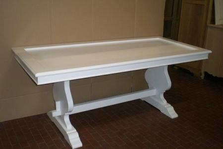 tavolo su misura legno massello